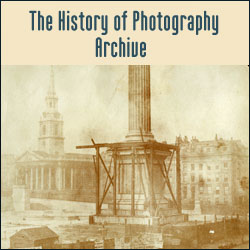 The History of Photography Archive